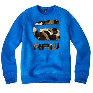 Blauwe sweater SP15036