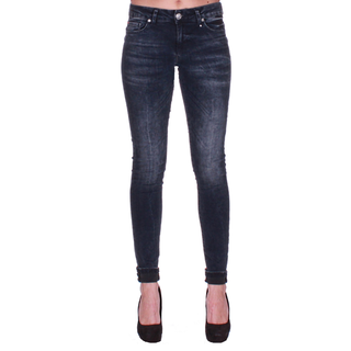 Donkerblauwe jeans Daffy
