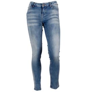 Blauwe jeans Daffy
