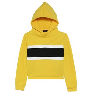Gele hoodie Nahal