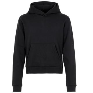 Zwarte hoodie Lavina