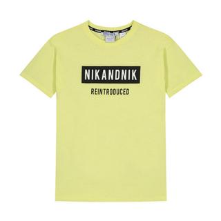 Geel t-shirt Reintroduced