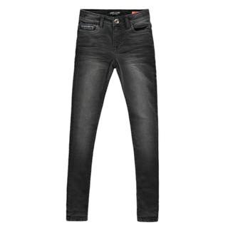 Zwarte denim jeans Diego