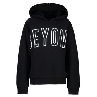 Zwarte hoodie Beyond