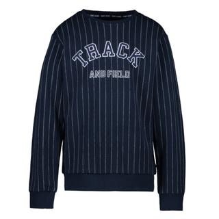 Donkerblauwe sweater Albi