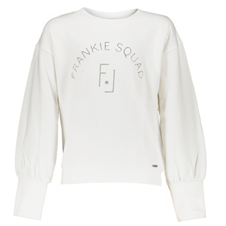 Witte sweater Lisa