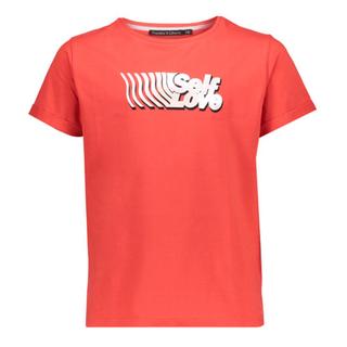 Rood t-shirt Liv