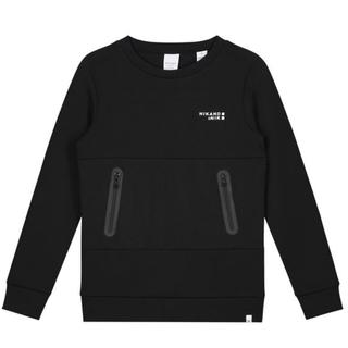 Zwarte sweater Ayden