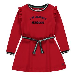Rode jurk Talicia
