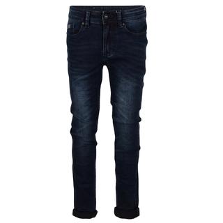 Donkerblauwe slim fit jeans 2652