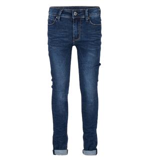 Donkerblauwe skinny jeans 2551