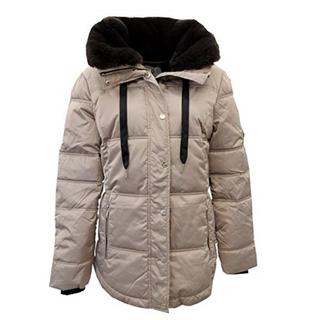 Grijze jacket Elleni