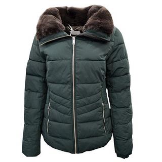 Groene jacket Estera