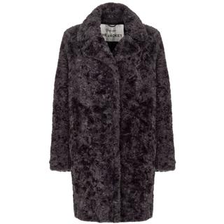 Donkerblauwe jas 6612858