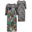 Lizzy & Coco Geoanimal reversibel jurk Caroline