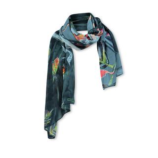 Geprinte sjaal Otte