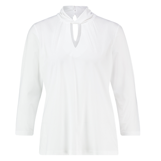 Witte blouse India