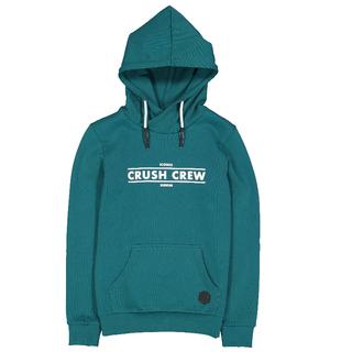 Groene hoodie Wilbur