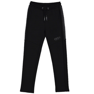 Zwarte sweatpant Fidal