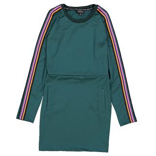 Groene jurk Sibyl