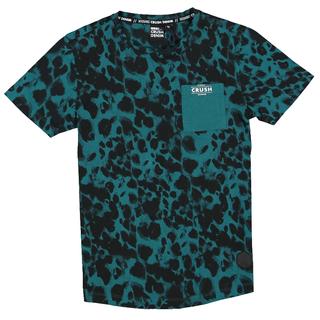 Groen geprint t-shirt Radley