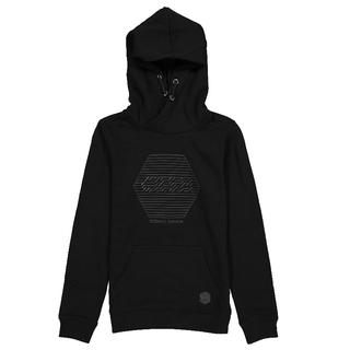 Zwarte hoodie Christiano