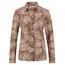 Studio Anneloes Mokka geprinte blouse Poppy