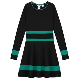 Zwarte jurk Belia