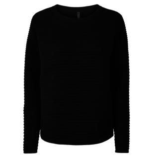 Zwarte trui Sonja