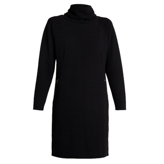Zwarte jurk Java