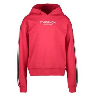 Rode hoodie Carsy