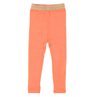 Oranje legging Carice