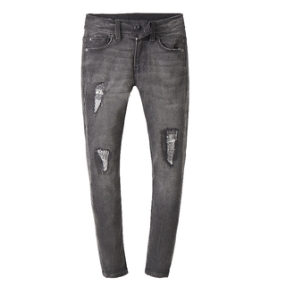 Zwarte jeans SP22167