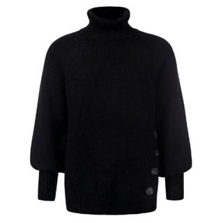 Zwarte trui Sila