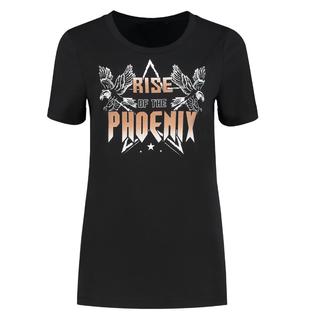 Zwart t-shirt Phoenix