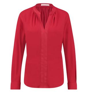 Rode blouse Zelinda