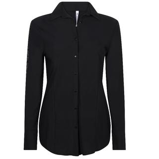 Zwarte blouse Lucky
