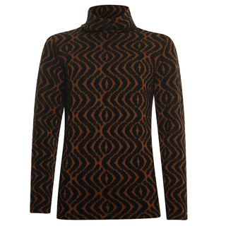 Jacquard dessin sweater 943145
