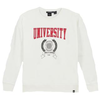 Witte sweater University