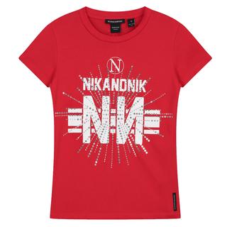 Rood t-shirt Kadi