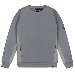 Grijze sweater Keagan