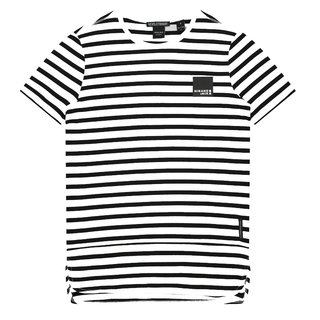 Wit t-shirt Kirill