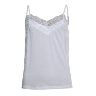 Witte lace top 933137