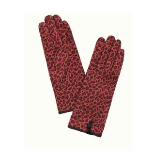 Rode handschoenen Africa
