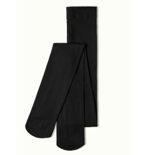 Zwarte Tights Solid