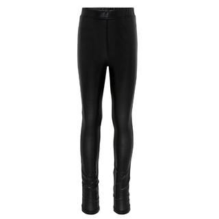 Zwarte lak legging Zitta