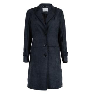 Donkerblauwe jacket Babice