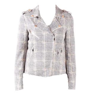 Checked jacket Balou