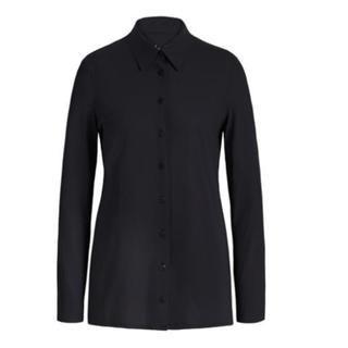 Zwarte blouse T1005