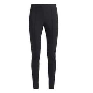 Zwarte broek skinny T1031